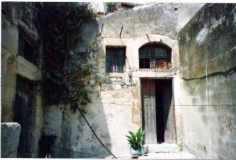 Siciliy - House and caves 45 m2 Modica