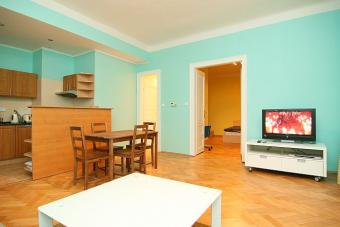 2 BDR / 8 PAX,Wenceslass square Prague