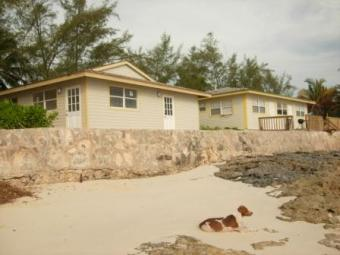 Beach front apartment for rent Andros Town