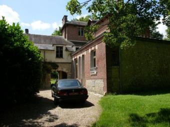 Unique property near Isle-Adam Argenteuil