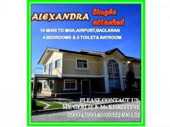 ALEXANDRA AT LANCASTER-4BR-3TB Cavite