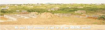 Plots Forsale   Millennium City Kasoa Nyanyanu, Budubram