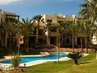 Apartment in Roda Golf Los Alcazares
