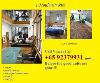 1 Moulmein Rise for sale singapo Singapore