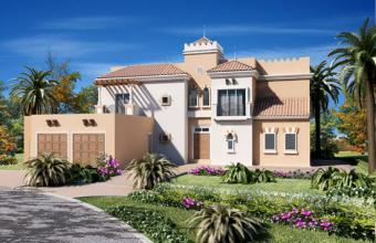 Victory Heights Villa-Sport City Dubailand, Dubai