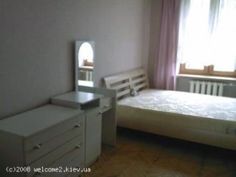 Long term rent, two room flat Kiev