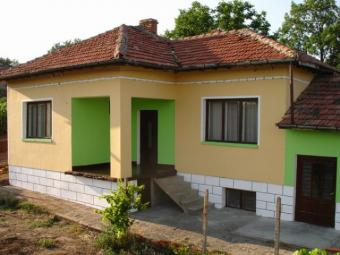 Renovated house Ruse