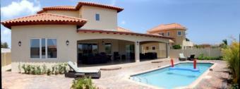 2 Story Ocean View Villa! Oranjestad