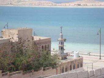 EGYPT-MARSA.MATROUH-Fayroz beach Cairo