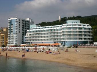Beachfront apartments Varna