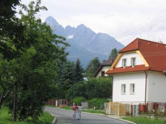 Pension for sale in Tatras Nová Lesná
