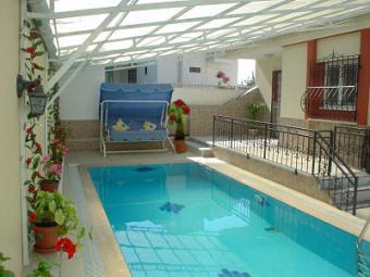 4 Bedroom villa, with  pool Kusadasi