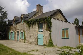 Renovated Farmhouse for sale Dinard