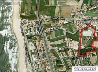 Excelent land beach for building Porto