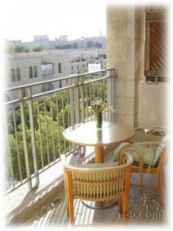 Holiday and Vacation apartments Jerusalem