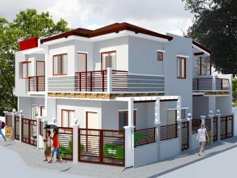 ROSEVILLE HOMES near SM Fairview Caloocan City, Metro Manila
