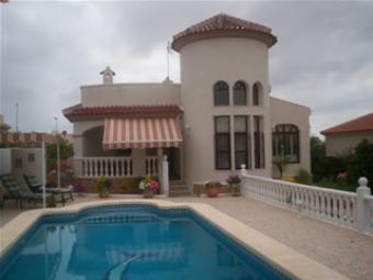 Spanish villa for sale La Marina, Alicante