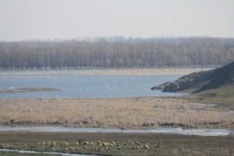Hills, lakes and Danube River... Bestepe