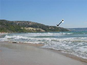 Building plot 600 m from beach Albena