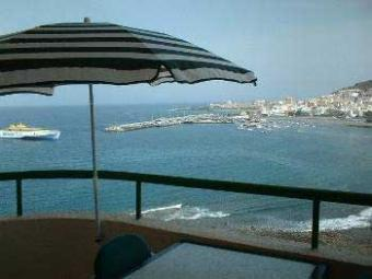 Fabulous sea view apartment Lo Cristianos, Tenerife