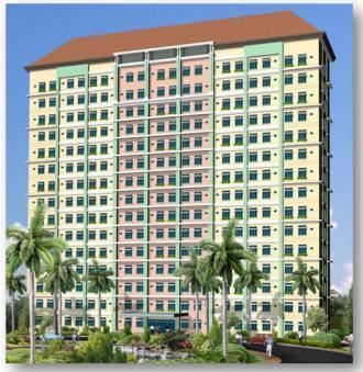Peninsula Garden Midtown Homes Manila