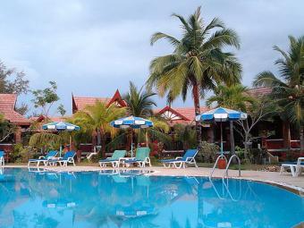 Sandy Beach Resort for sale Phang Nga