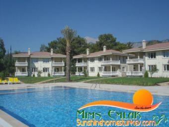 Lux. Semi-detached villa/Antalya Kemer/antalya