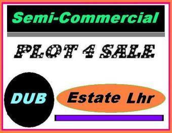 800 KANAL SEMI COMMERCIAL 4 SALE Lahore