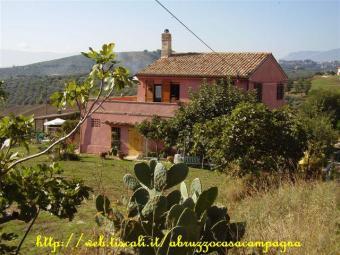 Romantic holiday House Pescara