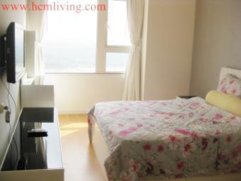 51sqm flat for rent,The Manor Ho Chi Minh City,dist. Binhthanh