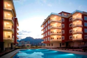 GUVEN RESİDENCE /LUXURY SEASİDE Antalya