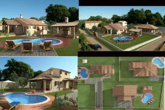 New villas Visnjan Visnjan