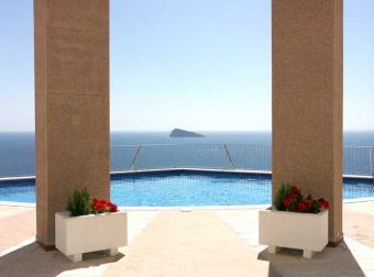 Luxury apartment in Villa Marina Benidorm Dropped Price From 299000€