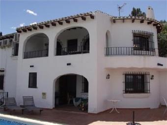 214 sqm villa in Monte Pego Monte Pego