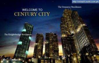 GRAMERCY RESIDENCES CENTURY CITY Makati