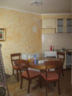 Apartment on ground floor. Liznjan