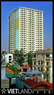 2-bedroom apartment for rent Hanoi