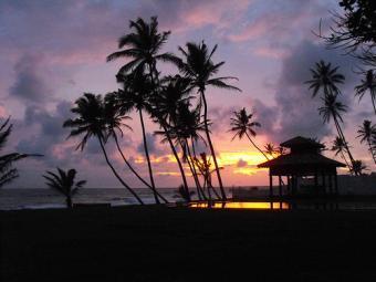 12 Acres Beach & Lagoon / Chilaw Chilaw