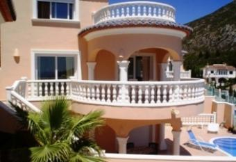Sea View Villa in Resort Alicante