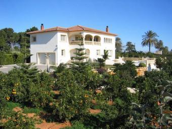 Luxury  villa Denia
