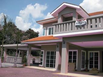 Bungalow for sale Klang