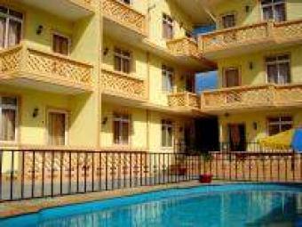 Small hotel for sale,Mauritius Trou Aux Biches
