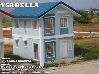 3 BEDROOMS 2 T&B SINGLE DETACH w Gen.trias Cavite