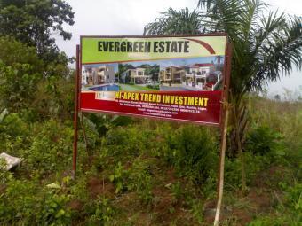Evergreen Estate Lagos