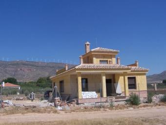 Caudete, New 3 Bed Country House Alicante