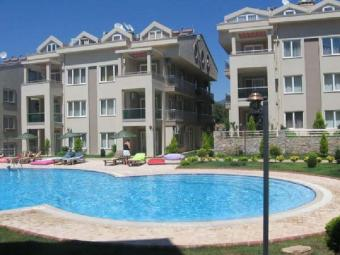 Nice New Duplex Apartments Marmaris