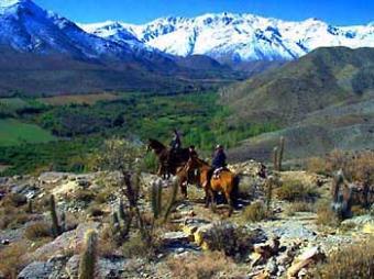 Hacienda Andean Farm 1200 acre Andean Region