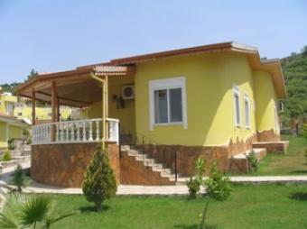 Detached Villa with sea views Alanya