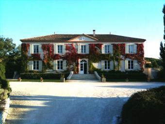 Chateau in the South of France Villeneuve-Sur-Lot