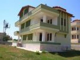 Nature & sea view villas:365 Avsallar